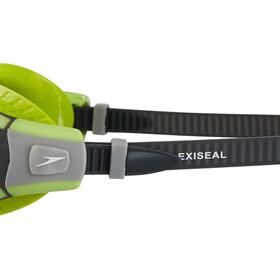 speedo Futura Biofuse Flexiseal Goggle Lime/USA Charcoal/Clear